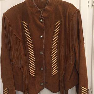 Cripple Creek Leather Jacket